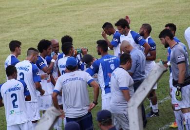 Monte Azul Série A3 Paulista (Foto: Divulgação / Atlético Monte Azul)