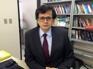 Magistrado é favorável à implantação das audiências de custódia (Foto: Fernanda Zauli/G1)