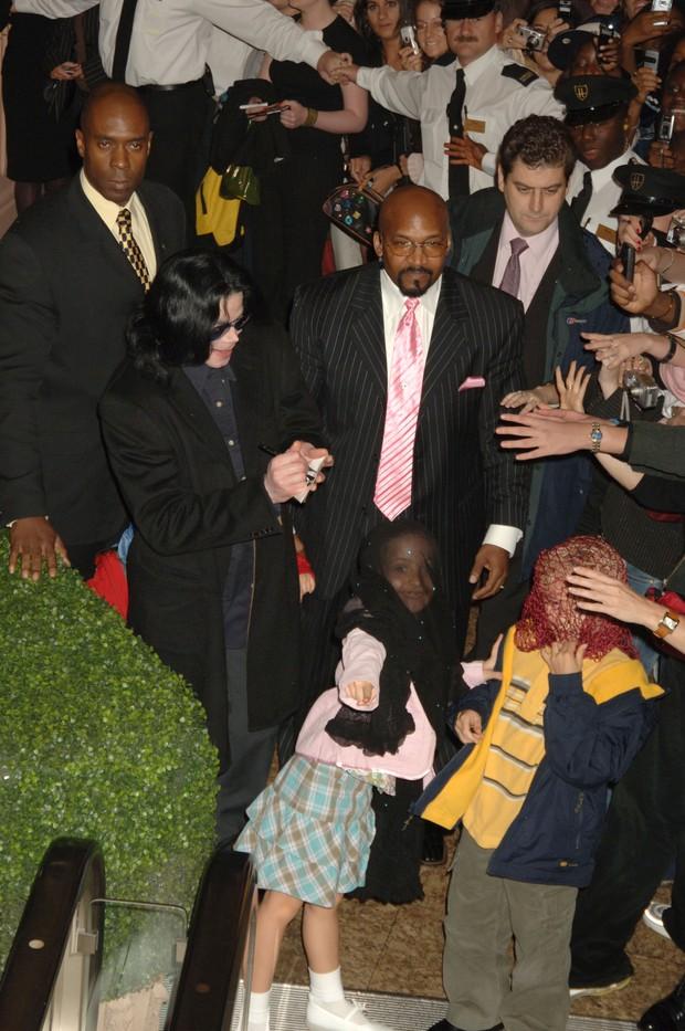 Paris Jackson completa 18 anos. Relembre fotos da única filha do rei do pop, Michael Jackson (Foto: AKM/ Getty/ X-17)