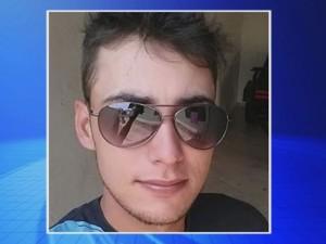 Vítima de 22 anos foi baleada ao esboçar reação (Foto: TV TEM/Reprodução)