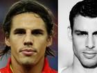 Separados no nascimento? Veja os jogadores da Copa que têm 'gêmeos' famosos