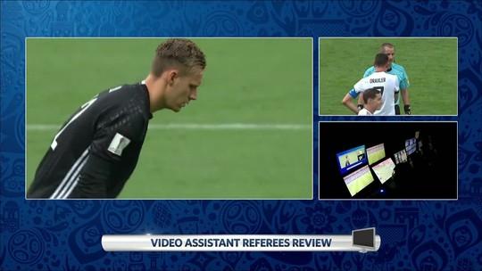 """Fifa diz que vídeo atuou em 29 lances e que nenhum """"erro claro"""" aconteceu"""
