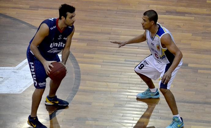 São José Basquete Uberlândia NBB (Foto: Arthur Marega/São José Desportivo)