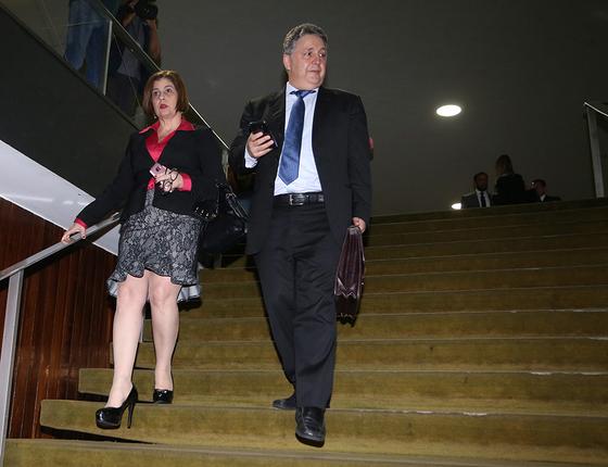 Anthony Garotinho e Rosinha Garotinho  (Foto:  Aílton de Freitas / Agência O Globo)