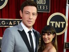 Lea Michele fala a revista sobre Cory Monteith: 'Não houve homem melhor'