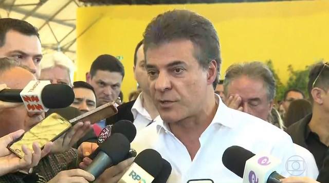 Beto Richa (PSDB) vira réu na Justiça Federal em Curitiba