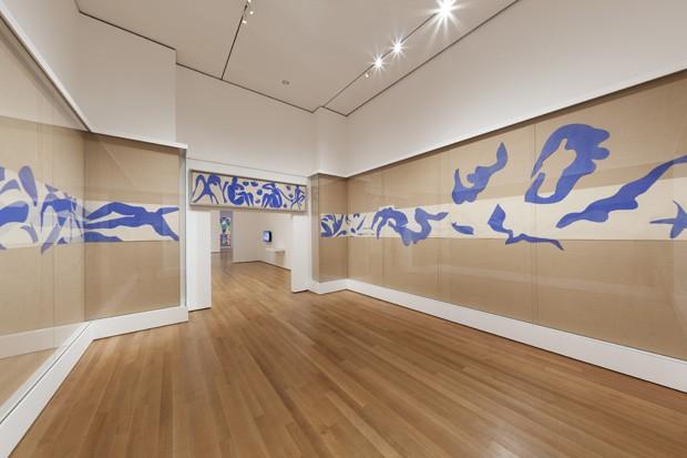 Matisse no MoMa (Foto: Jonathan Muzikar / divulgação)