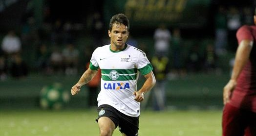 fora (Divulgação/ Site oficial Coritiba)
