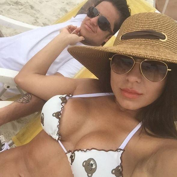 Thammy Miranda e Andressa Ferreira (Foto: Instagram / Reprodução)