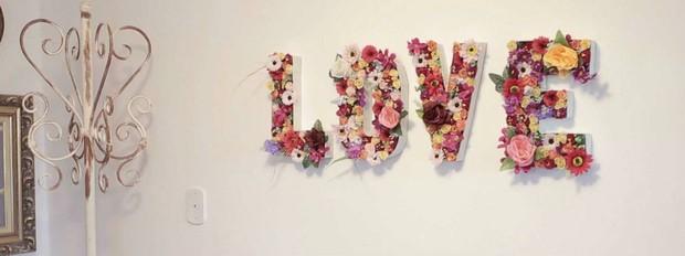 Admirvel Mvel Novo, episdio 4, letras, flores (Foto: Divulgao/GNT)