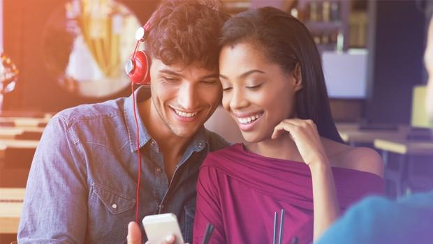 Msica para ouvir a dois (Foto: Rido - Shutterstock)