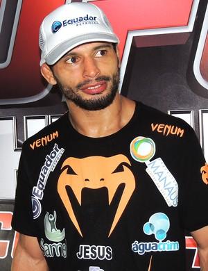 Adriano Martins, UFC (Foto: Thomas Hammes)
