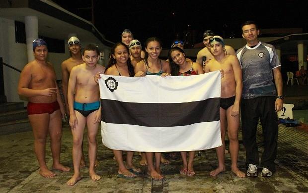Rio Negro, natação (Foto: Anderson Silva/Globoesporte.com)