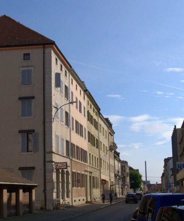Cidade natal de Le Corbusier  (Foto: Paul Clemence )