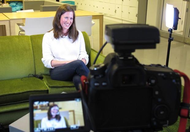 Marie Mostad, da Inzpire.me: solução tecnológica que possibilita influenciadores e marcas ao redor do mundo colaborarem em campanhas de marketing (Foto: The Girls on the Road)