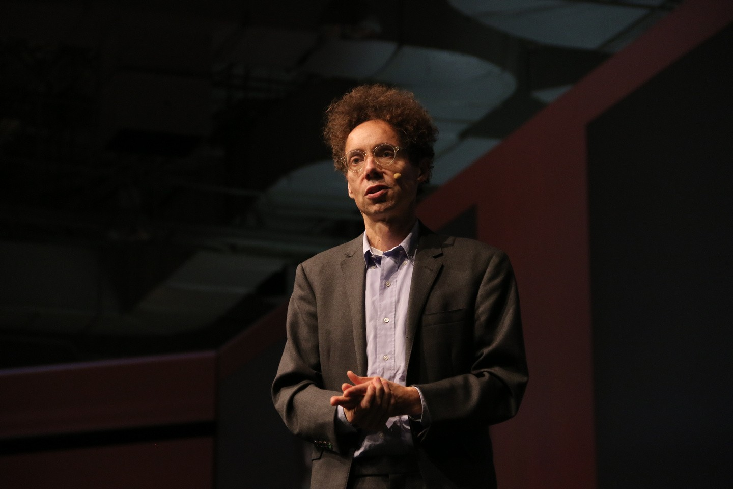 Malcolm Gladwell (Foto: @_openspace)