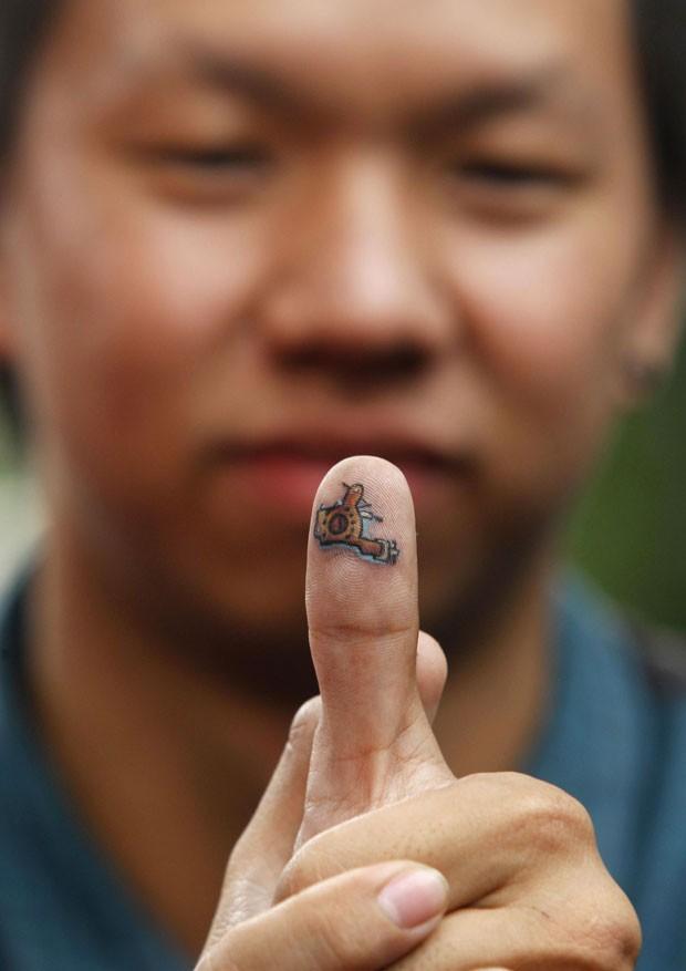 dedos tailandés