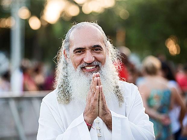 Mestre espiritual Sri Prem Baba (Foto: Sitah/Divulgação)
