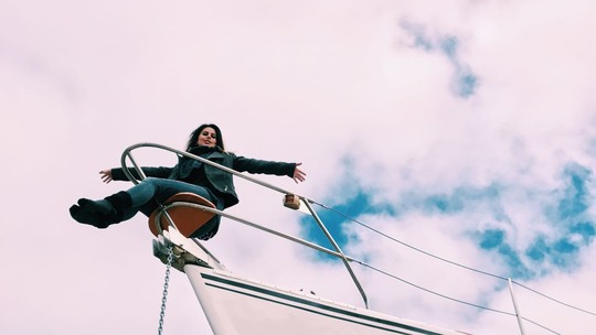 'Estúdio C' vai contar a história do casal paranaense que construiu um veleiro com as próprias mãos!