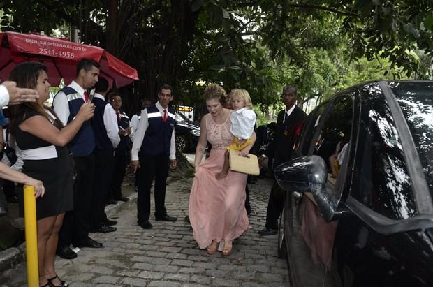 Carolinie Figueiredo - Casamento Sophie Charlotte e Daniel de Oliveira (Foto: Roberto Teixeira/EGO)