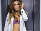 Veja novas fotos de Mariana Rios em campanha de lingerie