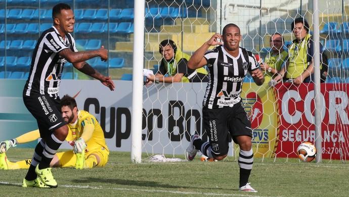 Ceará x Guarany de Sobral Campeonato Cearense PV Rafael Costa (Foto: Kid Júnior/Agência Diário)