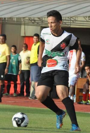Daniego, atacante do Vasco-AC (Foto: Manoel Façanha/Arquivo pessoal)