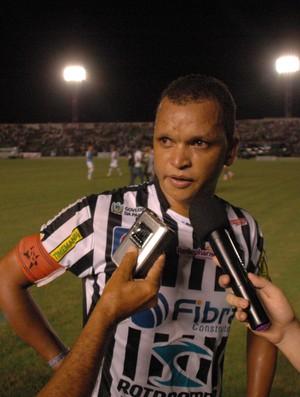 Warley, Botafogo-PB, Treze, Final do Paraibano, Paraíba, Campeonato Paraibano (Foto: Richardson Gray / Globoesporte.com/pb)