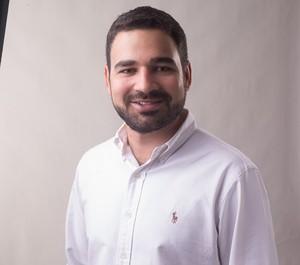 Lucas presidente do Palmas  (Foto: Divulgação / Ascom Palmas)