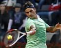 Em tarde fulminante, Federer liquida 293º do mundo na estreia em Roma