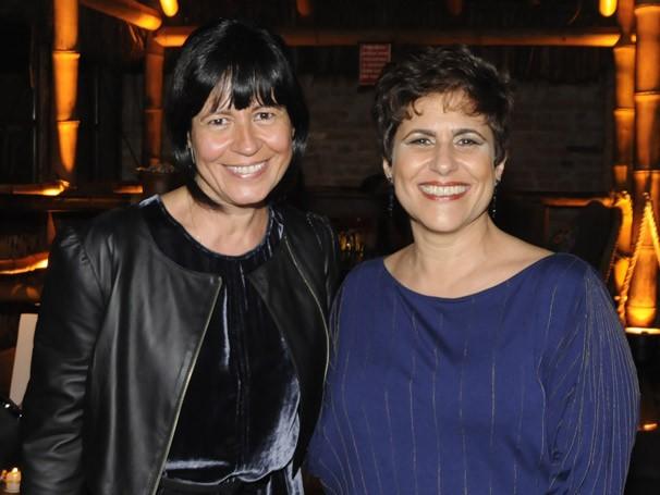 Thelma Guedes e Duca Rachid são autoras de Joia Rara, nova novela das seis da Globo (Foto: Zé Paulo Cardeal/ TV Globo)