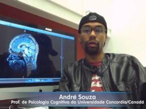 André Souza: professor de psicologia cognitiva da universidade de concordia no canadá; quero saber (Foto: Reprodução de TV)