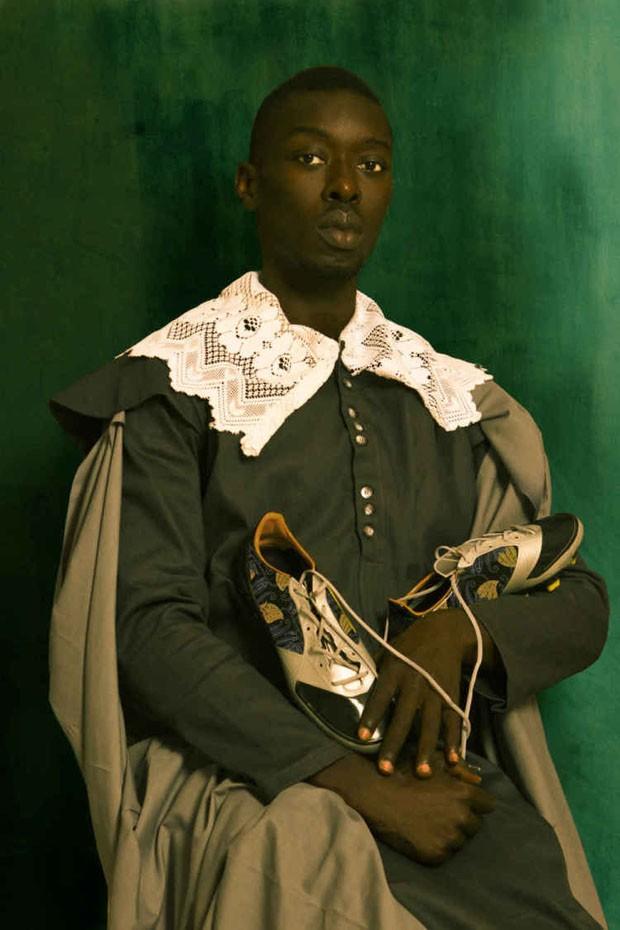 Omar Victor Diop (Foto: divulgação)