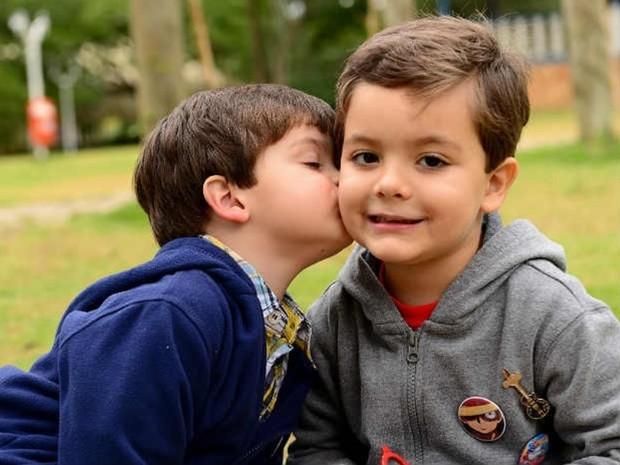 garoto paulinho juiz de fora (Foto: Vivian Lemos/Arquivo Pessoal)