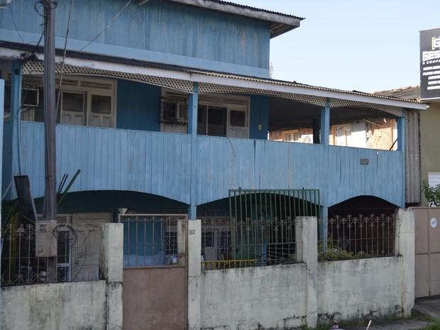 Projeto faz levantamento de casas antigas em Macapá (Foto: John Pacheco/G1)