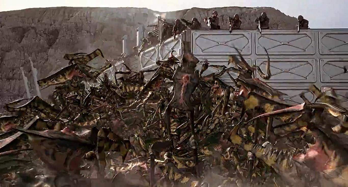 Batalha de Tropas Estelares (Foto: Divulgação)