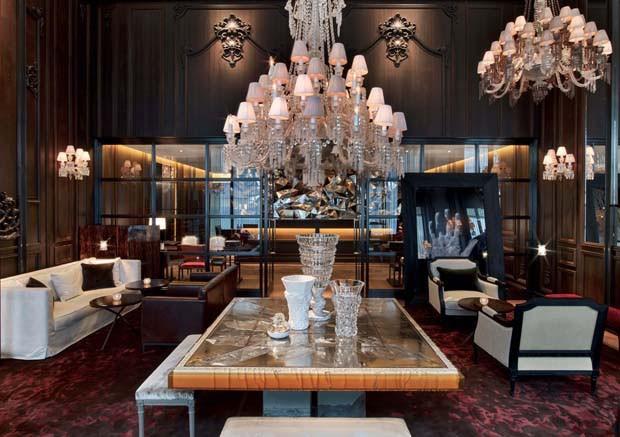 c59c0bef7b1 Baccarat abre hotel de luxo em Nova York - Casa Vogue