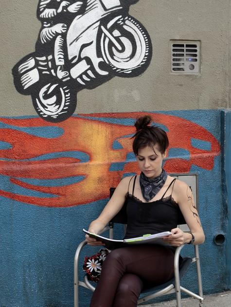 Cristiana Ubach (Foto: Lourival Ribeiro)