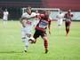Hebert marca, e Flamengo encerra seca ao bater o Rio Branco pela A3