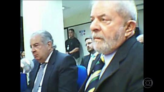 Lula depõe como réu e nega tentativa de evitar delação de Nestor Cerveró