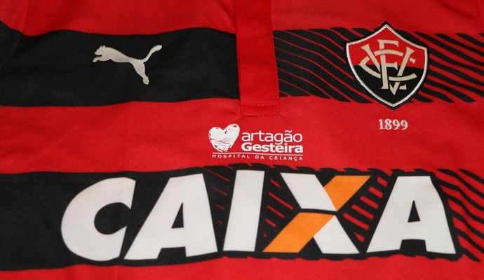 vitória; camisa vitória (Foto: Francisco Galvão / EC Vitória)