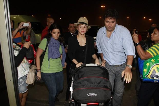 Shakira (Foto: Delson Silva/ Ag. News)
