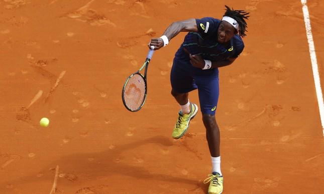 Monfils disputou sua primeira final em Monte Carlo