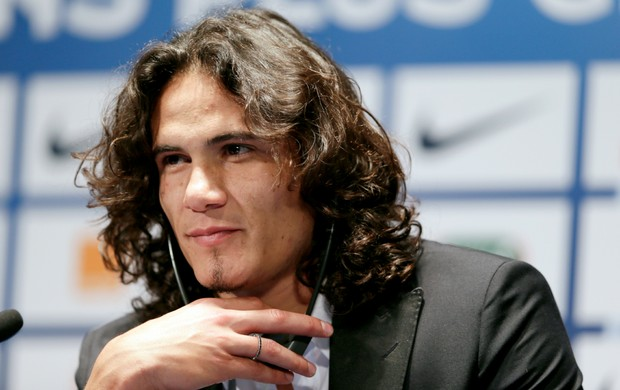 Edinson Cavani Paris Saint-Germain PSG (Foto: AFP)
