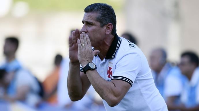 Jorginho Vasco x Botafogo (Foto: André Durão / GloboEsporte.com)