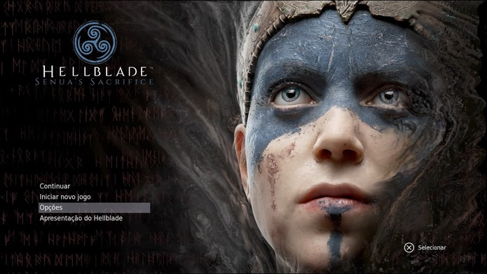 Hellblade: Senua's Sacrifice (Photo: Reproduction / Tiago Leifert)