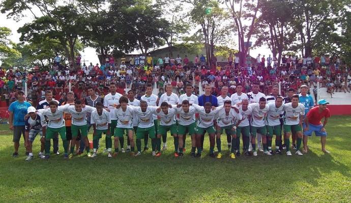 Embaixador FC quer sair do vice-campeonato e liderar competição prudentina (Foto: Embaixador Futebol Clube / Arquivo pessoal)