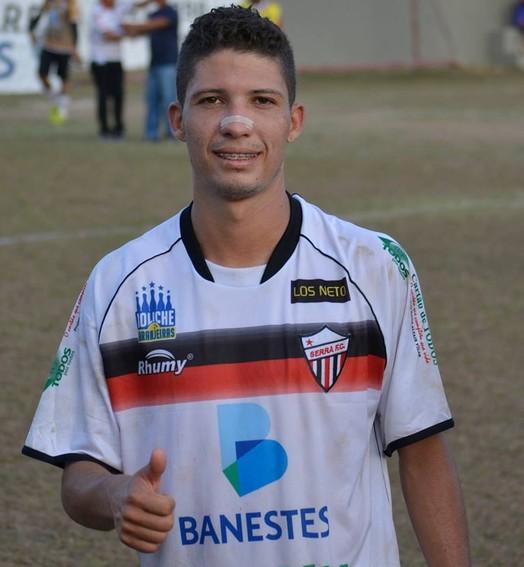 REFORÇO (Adriano Barbosa/Serra F.C)