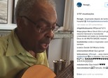 Após internações, Gilberto Gil compõe música para sua médica; ouça