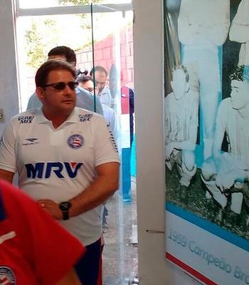 Guto Ferreira; Bahia (Foto: Thiago Pereira)